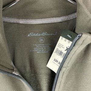 Eddie Bauer Jackets & Coats - Eddie Bauer Lightweight Sweater Jacket